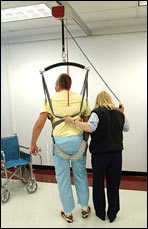 Safe Patient Movement for Therapists
