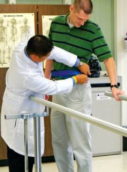 Assessing Balance and Gait After Stroke or Brain Injury