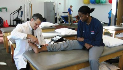 Modalities: Versatile Role Players in Extinguishing Athletes' Pain
