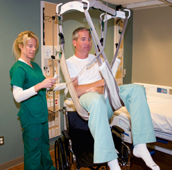 Patient Lifts: Balancing Safety with Recovery[Part Two of a Three-Part Series About Standing Systems, Lifts, and Body Weight Support Units]