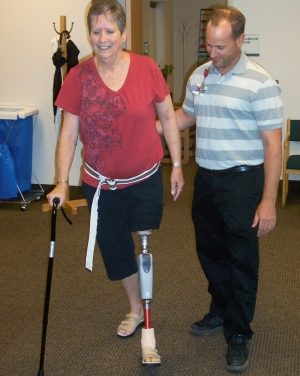 A Success Out of the Gait