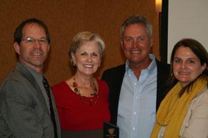Walton Foundation's Wheelchair Tennis Championship Receives Award
