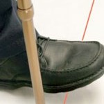 LaserCane Offers Users Visual Cue to Prevent Falls