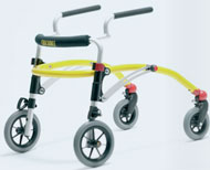 Gait Trainer for Children with Disabilities Customizable to Meet User's Unique Needs