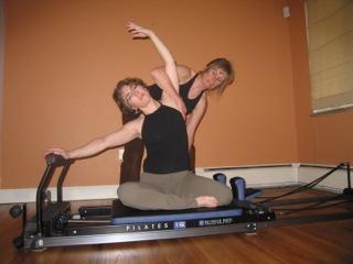 In Pursuit of Pilates