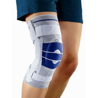 Knee Support Aims to Assist Users with Slight Instability and Knee OA