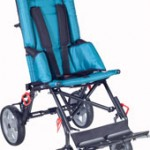 Pediatric Stroller Promotes Transport Convenience and Flexibility