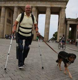 Partnership Aims to Enhance Global Expansion of ARGO's ReWalk Exoskeleton