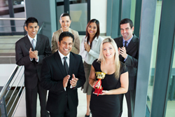 Numotion CEO Paul Bergantino Accepts 2013 MDA Company of the Year Award