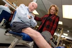Exercise Critical to Recovery After Knee Replacement