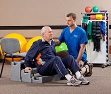 Multi-Level Device Promotes Fall Recovery Among Patients