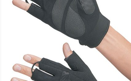Gloves Feature LiquiCell Layer to Reduce Shear Stress in Wheelchair Users