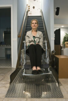 Changes to Inclined Platform Wheelchair Lift Target Eased Installation and Use