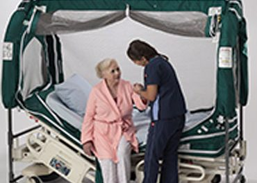 Posey Bed Targets Safety for Patients At Extreme Risk for Falls