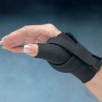 Splint Offers Support and Relief from Discomfort for Thumb CMC Joint