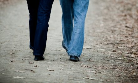 Walking path of least resistance less beneficial for older adult cognition