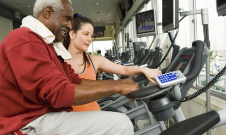 Stationary Bike Gives Stroke Patients and Edge in Recovery