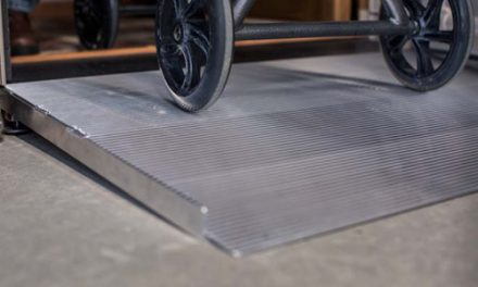 EZ-Access Introduces Transitions Angled Entry Plate