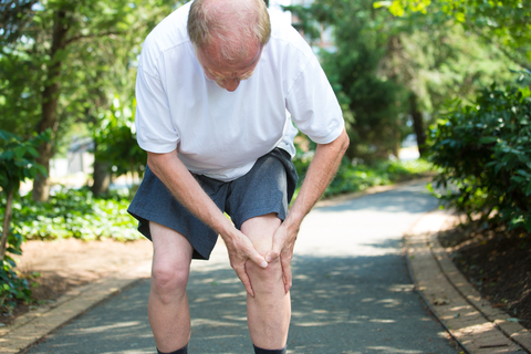 Abnormal Inflammation in Knee Joints Prevalent Among Adults Age 60+ Years