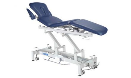 New Hi-Lo Treatment Table Built for Effortless Free Operative Treatment