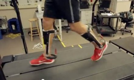 Non-Powered Ankle Exoskeleton Can Mimic Calf Muscles, May Assist Post-Stroke Walking