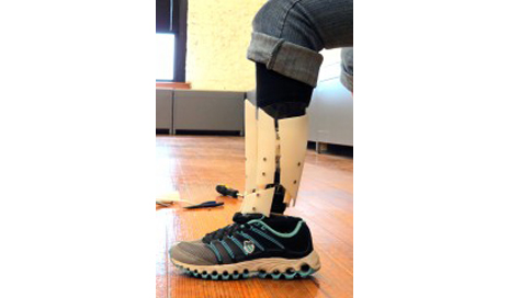 Kansas State University Student Project Helps Give Prosthetics a New Look