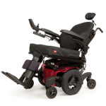 Sunrise Medical Adds New Options to Quickie, Pulse, and Zippie Power Wheelchairs