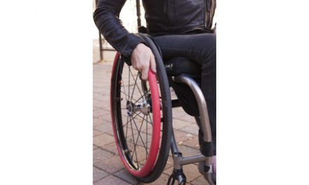 New Fit Grips Are Built to Help Enable More Comfortable Wheelchair Pushing