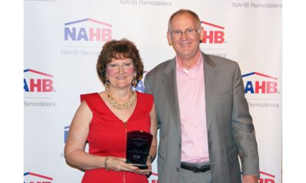 Interior Designer Bonnie Lewis Wins Award for Aging-in-Place Project