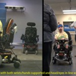 Wheelchair Control: Possible Risk from Armrest-Mounted Joystick