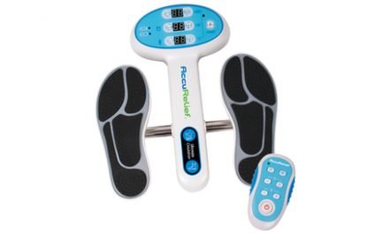 Ultimate Foot Circulator Targets Swelling Reduction and Pain Relief