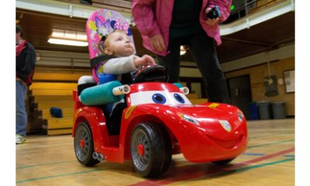 Mobility Opportunities Play a Big Role in Disabled Toddlers' Future Development