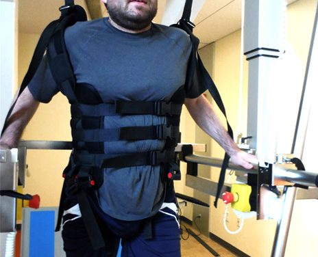 Activity-Based Restorative Therapy Steps into Robotic Gait Training for Innovative Approaches for Patients with Chronic Spinal Cord Injuries