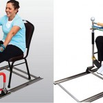 Sitroll Offers Older Adults Low Impact and Ease of Use for Strength Building and Range of Motion Exercises