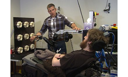University of Pittsburgh/UPMC Collaboration Helps Enable Sensation in Mind-Controlled Robotic Arm