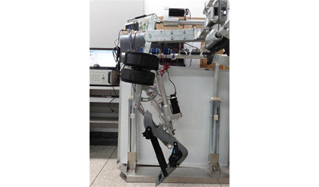 Lower-Limb Robot Exoskeleton Aims to Assist in Gait Rehab