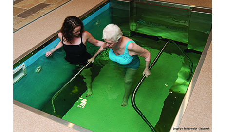 Five Ways a Therapy Pool Can Improve Revenue