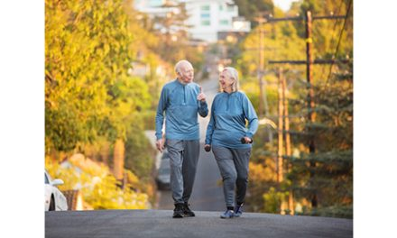 Measuring Older Adults' Brain Activity May Help Predict Fall Risk