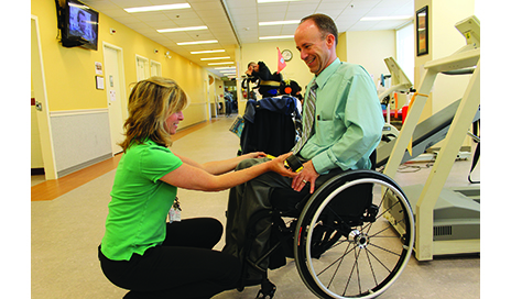 Minimizing Pressure Injuries Among Wheelchair Users