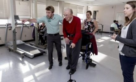 Six-Minute Walk Test a Possible Predictor of Walking Ability for Stroke Survivors