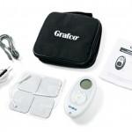 Grafco GF-DF5 Stimulator Provides Dual TENS and EMS Functionality