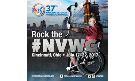 Wheelchair Athletes Gather to Compete at Veterans Wheelchair Games July 17-22