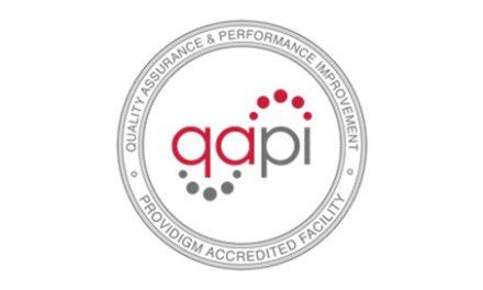 Signature HealthCARE Locations Earn QAPI Accreditation