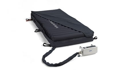 Drive DeVilbiss Healthcare Introduces the Med-Aire Melody Mattress Replacement System