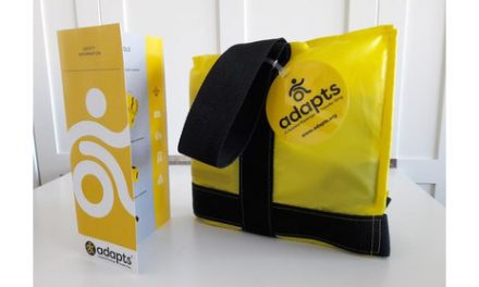 Evacuation Sling for Wheelchair Users Launches on Kickstarter