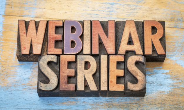 Webinar Series Discusses Prevention Strategies for Healthcare Professionals