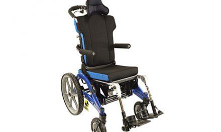 Convaid Flyer Joins Tilt-in-Space Wheelchair Portfolio
