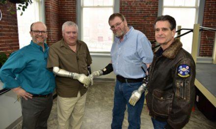 Next Step Bionics & Prosthetics Announces LUKE Arm Prosthesis Advancements