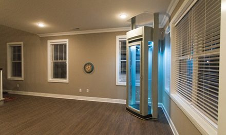 First Lifton Home Elevator Installed in New Jersey
