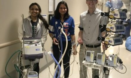 Rehab of ICU Kids Enabled More Quickly with AmbuMate